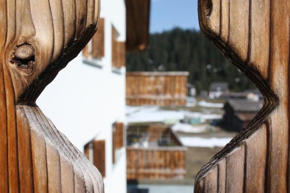Von Balkon zu Balkon