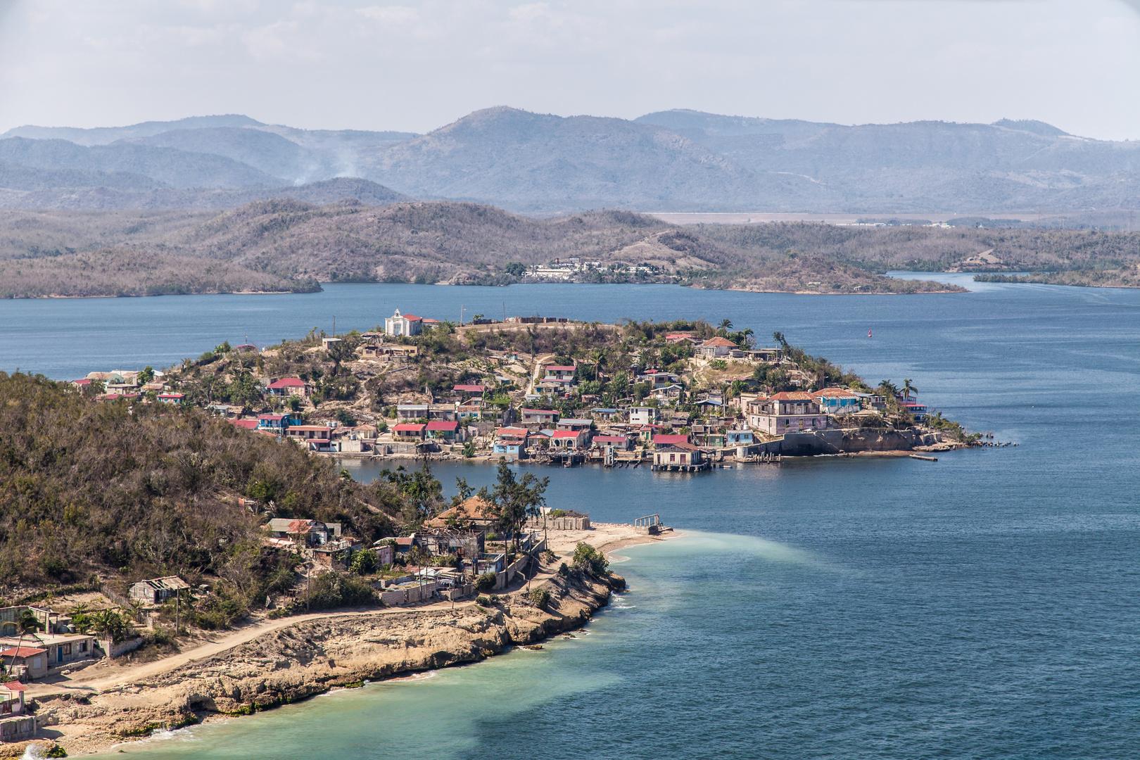 Von der Festung in Santiago de Cuba