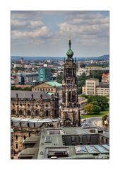 Von der Frauenkirche zur Hofkirche
