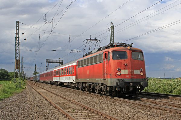 Von Düsseldorf nach Alessandria.
