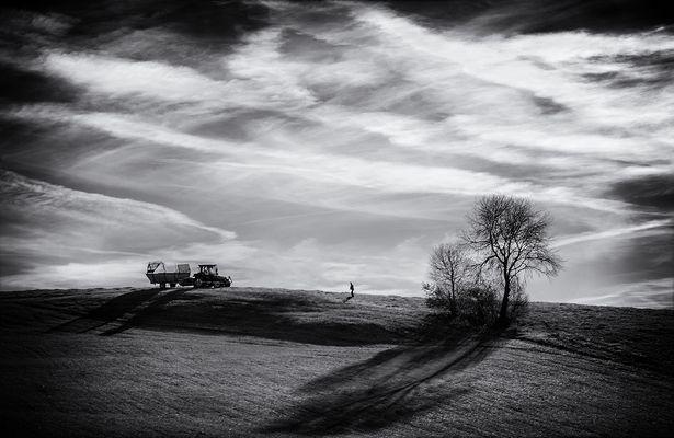 Von langen Schatten...(2)