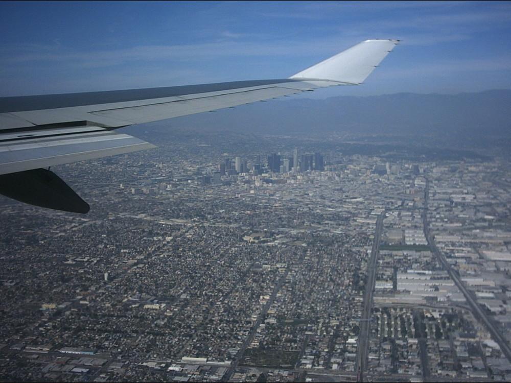 Von London nach Los Angeles