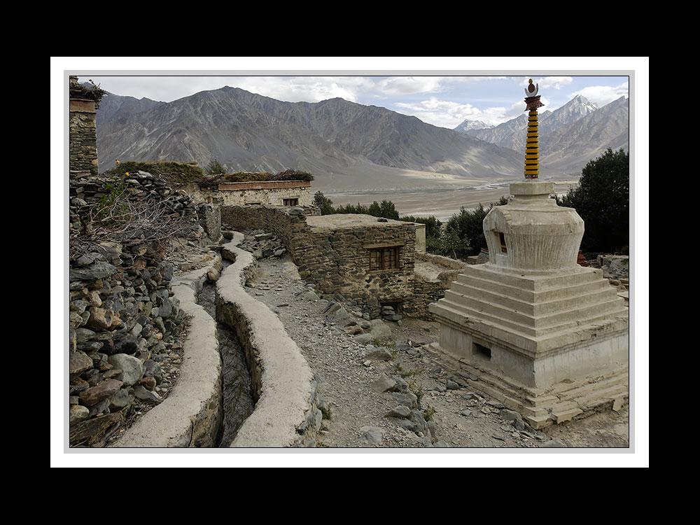 Von Pishu nach Karsha 12