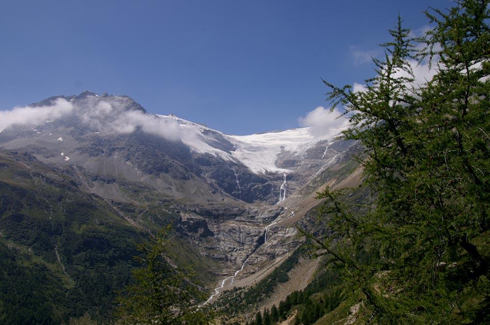 von Sassal Masone nach Alp Grüm
