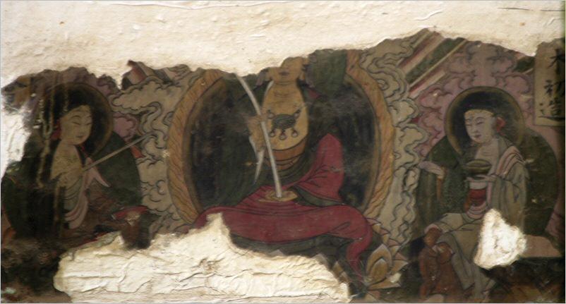 Von Shangrila zum Qomolangma - Die Fresken von Baisha