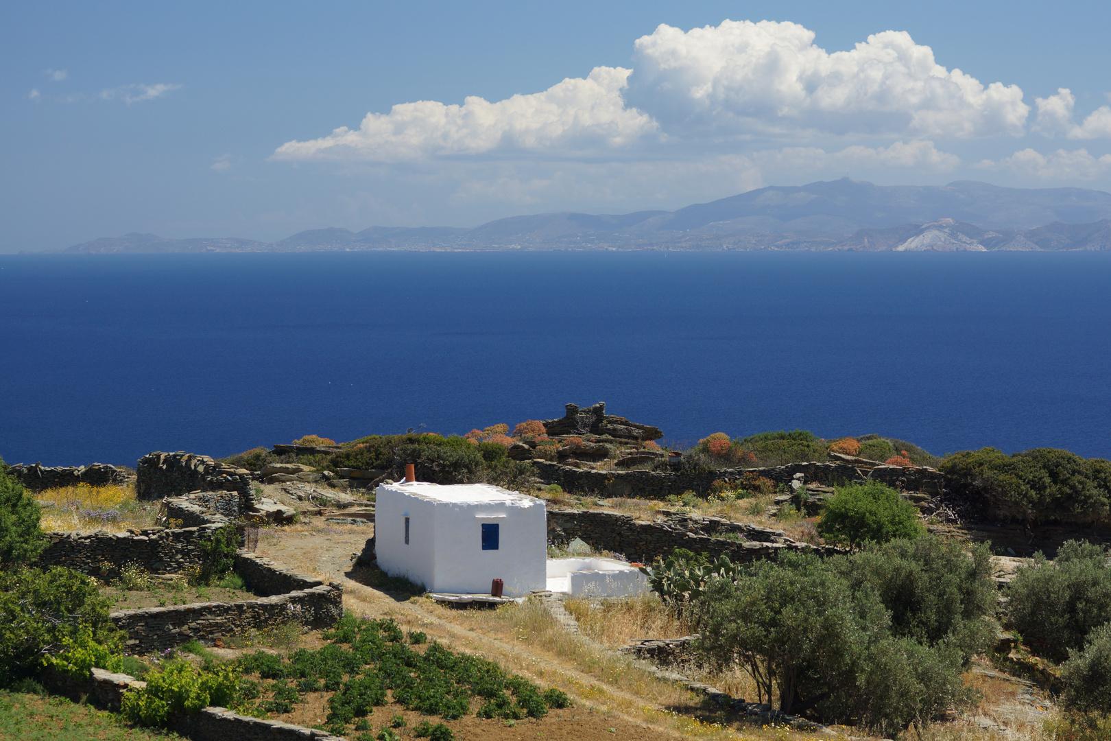 Von Sifnos nach Paros