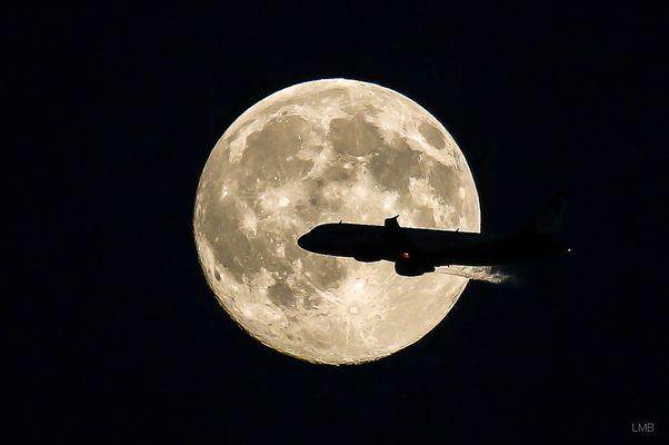 Von Tegel zum Mond