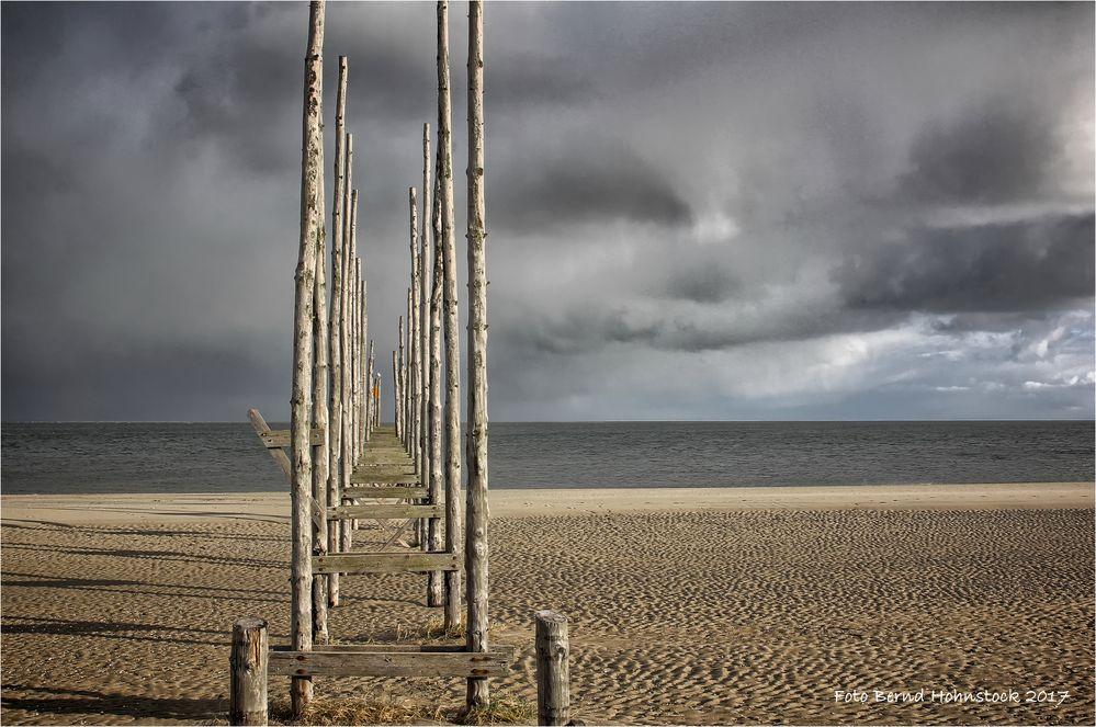 von Texel nach Vlieland ....