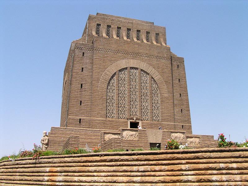 Voortrekker Monument in Pretoria / SA