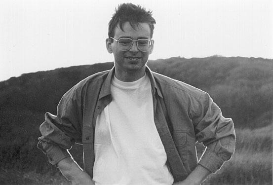 Vor 15 Jahren in den Dünen von Zandvoort