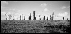 Vor 20 Jahren - Lewis - The Standing Stones of Callanish 2