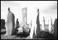 Vor 20 Jahren - Lewis - The standing Stones of Callanish 3