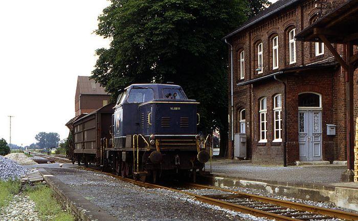 Vor 25 Jahren im Münsterland...