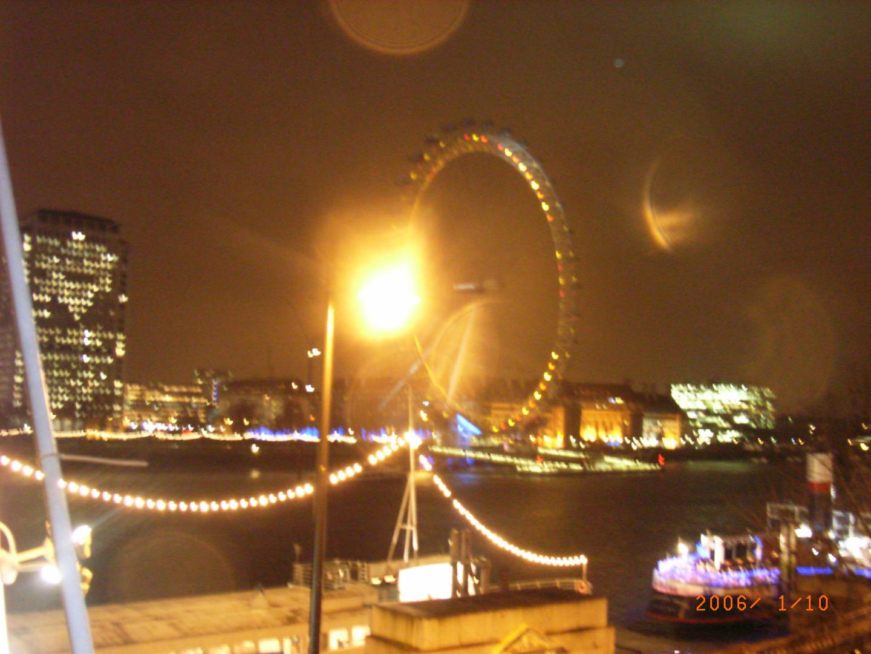 vor 5 jahren habe ich mich in london verliebt.