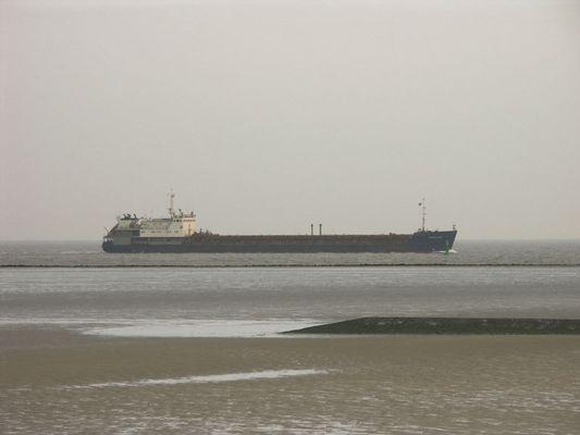 Vor Cuxhaven-Duhnen