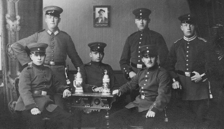 Vor dem 1. Weltkrieg