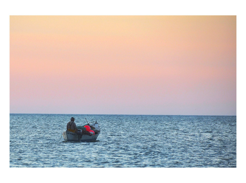 vor dem Fischfang ... -2-