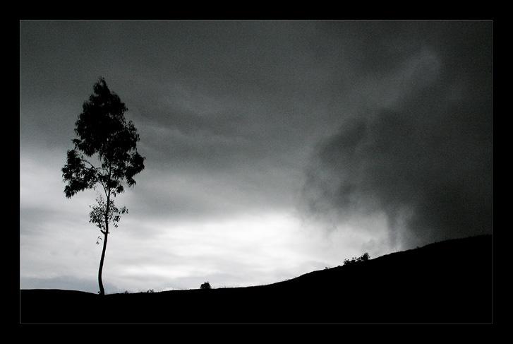 vor dem regen