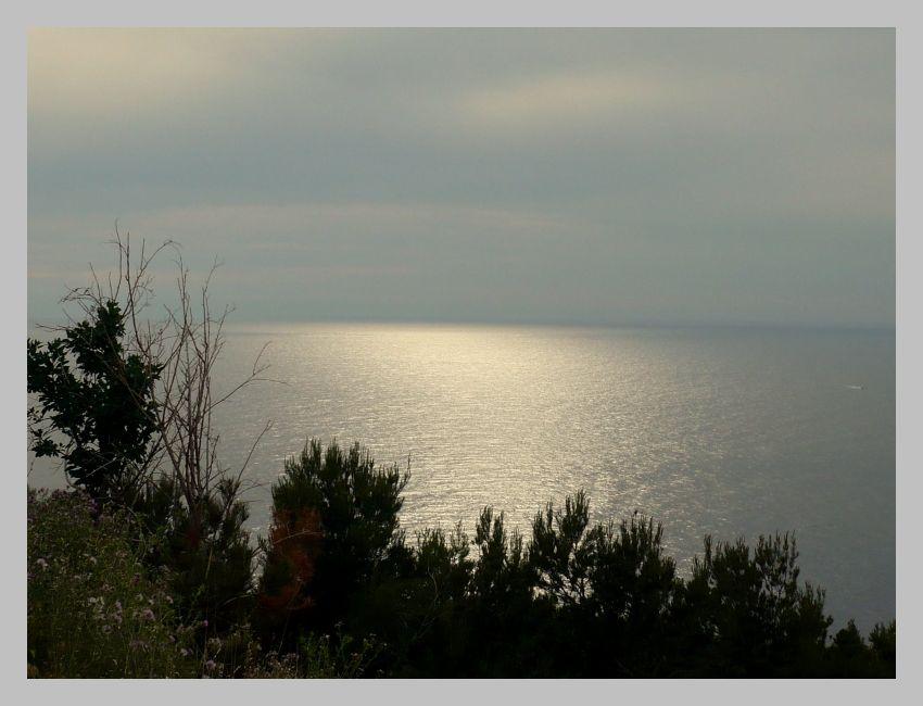 Vor dem Sonnenuntergang am Cap Gros Port de Sóller