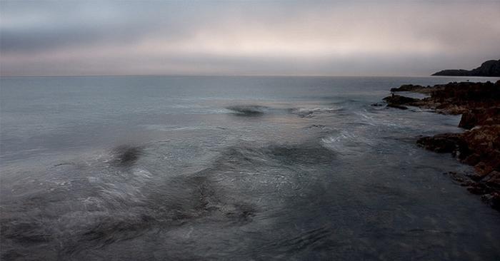 Vor dem Storm. Isle of Skye. Schottland.