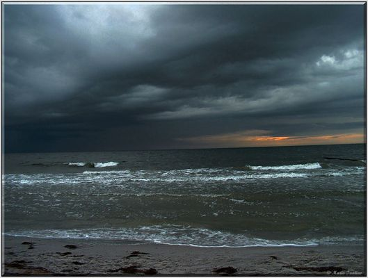 Vor dem Sturm