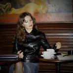 Vor den Akt haben die Götter den Cappuccino gesetzt :-)