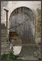 Vor der alten Ölmühle