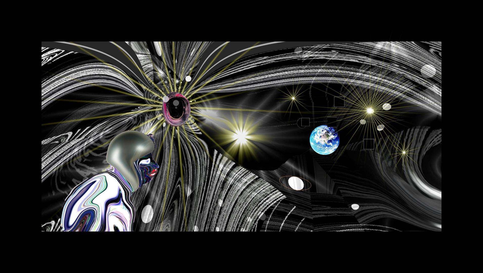 """Vor der Entdeckung eines """"Blauen Planeten"""""""