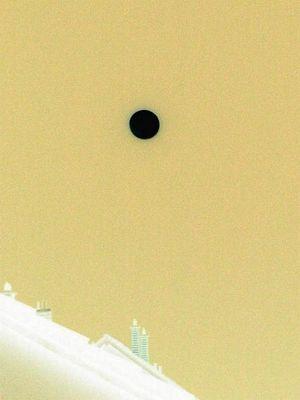 Vor der Mondfinsternis