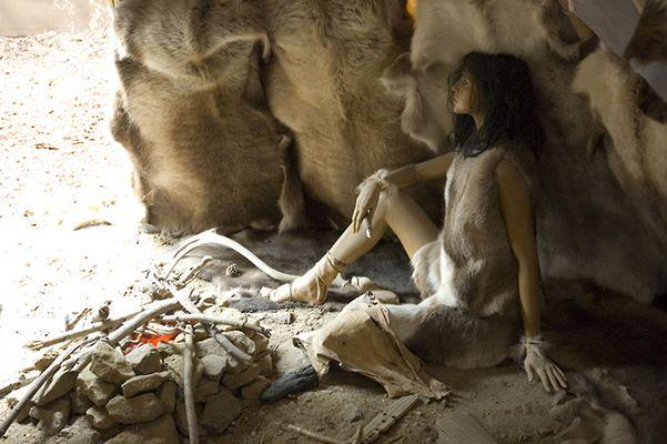 vor einigen zehntausend Jahren...