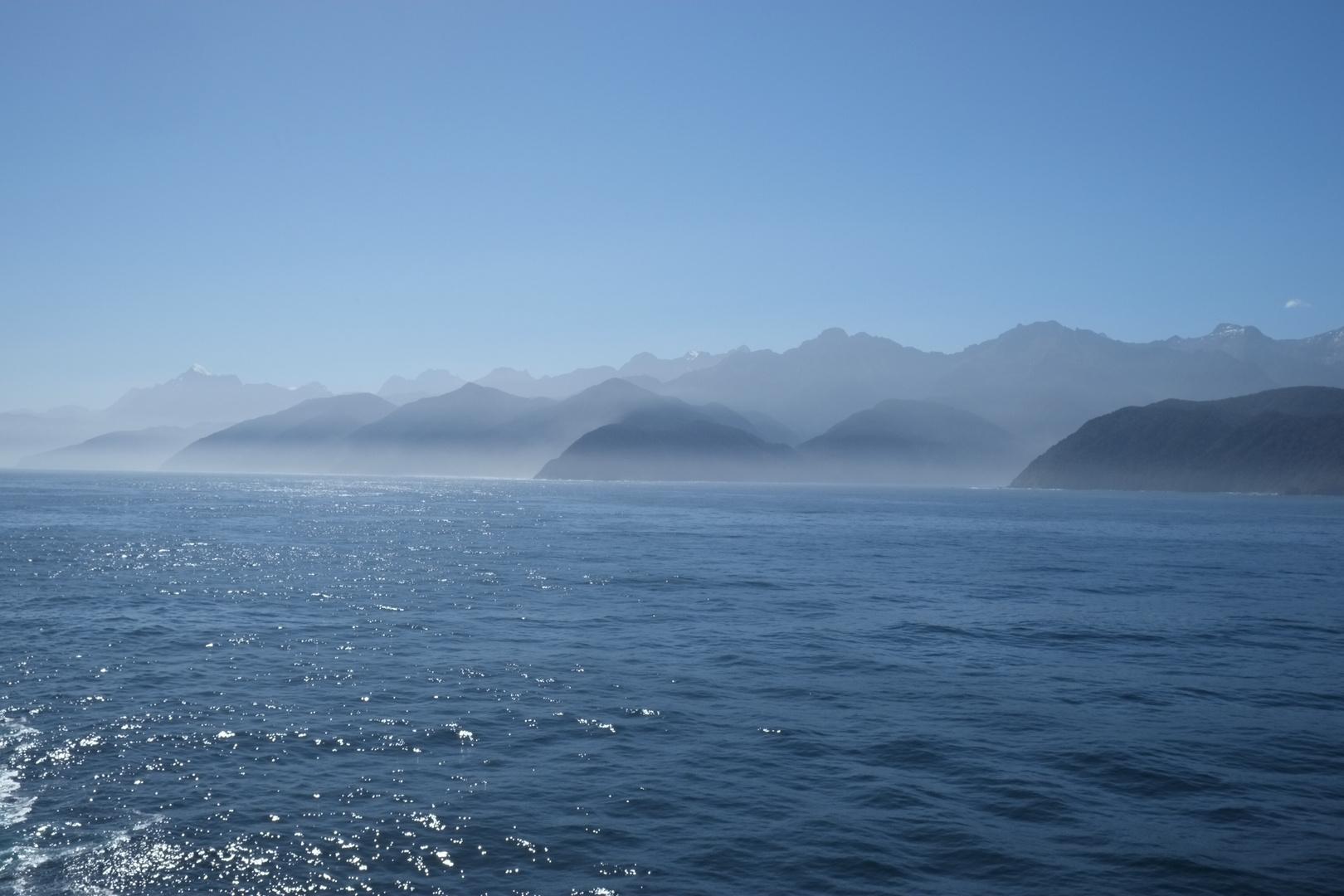 Vor Milford Sound