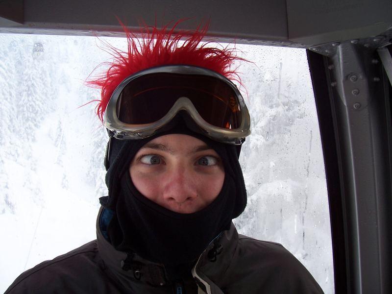 vor oder nach Apres Ski?!