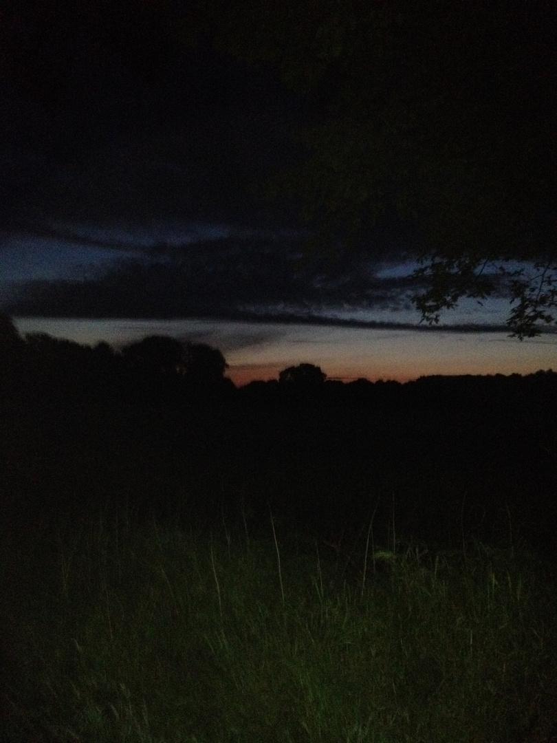 Vor Sonnenaufgang (4:55 Uhr)