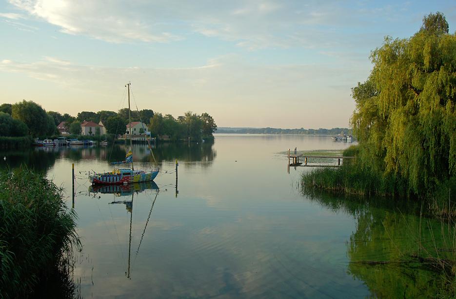 Vor Sonnenaufgang in Werder, 10.07.10 – 04