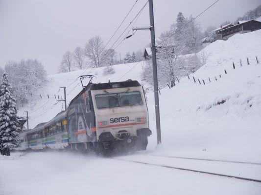 Voralpen Express II