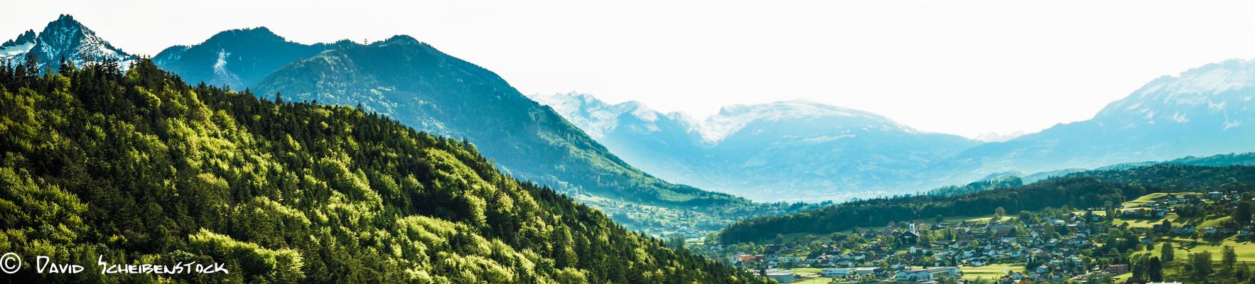 vorarlberg berg berg