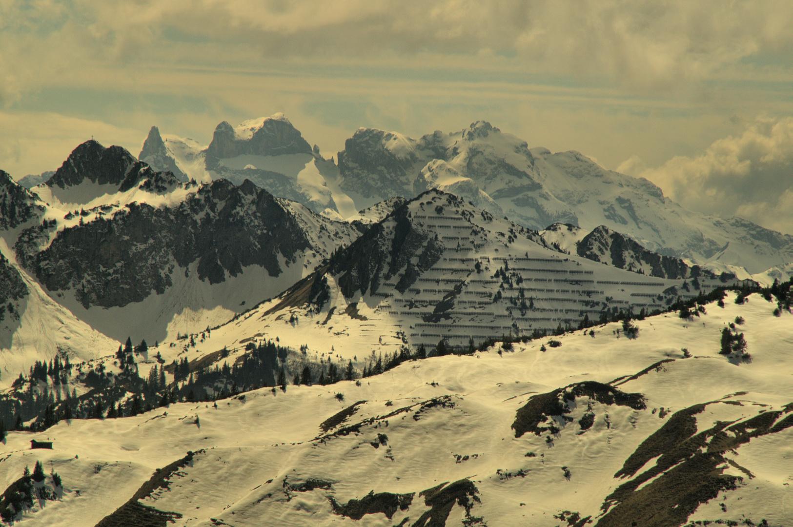 Vorarlberg Panorama