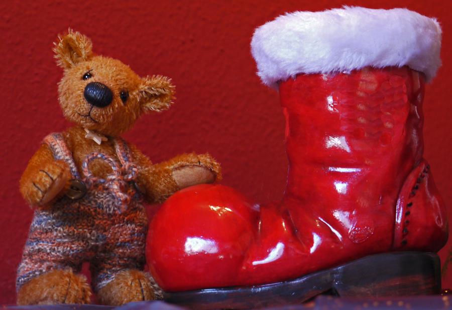 Vorbereitung zum Nikolaus
