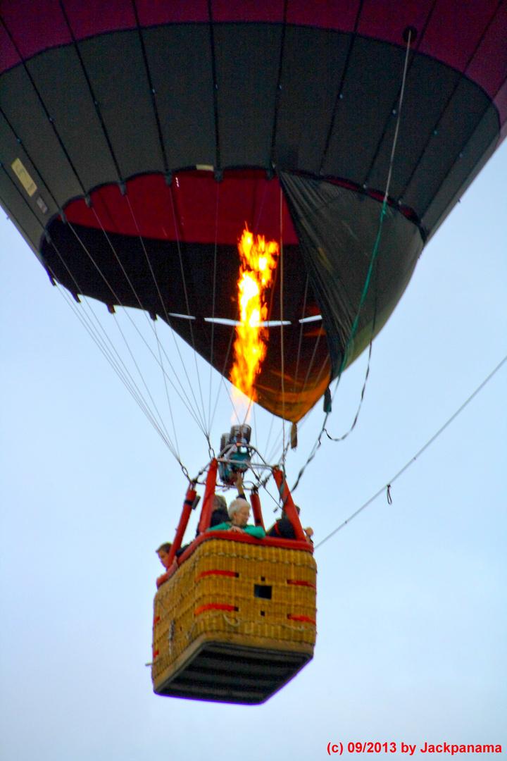 Vorbereitung zur Landung (3)