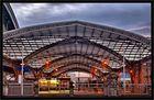 Vordach Bahnhof Köln