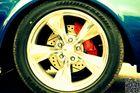 Vorderrad Chevrolet Corvette C3 Stingray