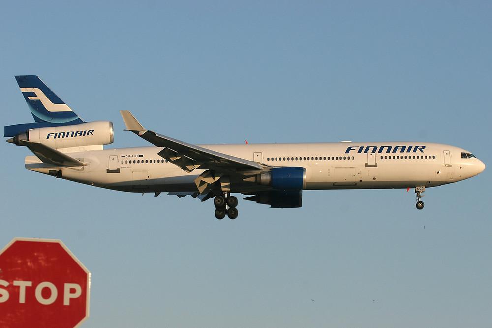 Vorfahrt für die MD-11