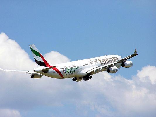 Vorfreude auf die WM bei den Emirates