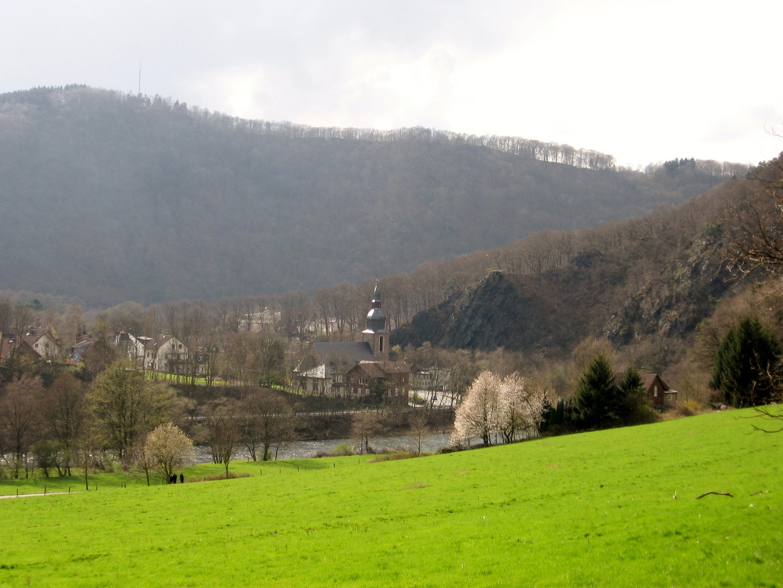 Vorfrühling im Sauerland