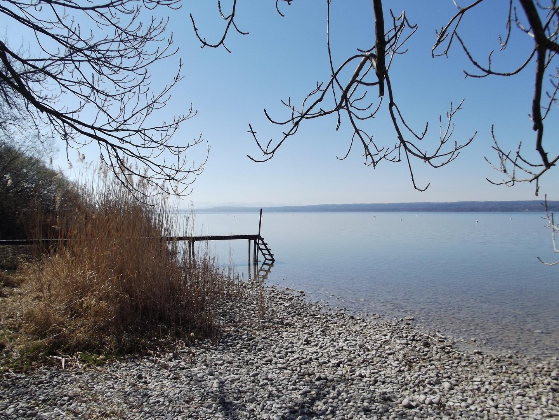 Vorfrühlingsmorgen am Ammersee