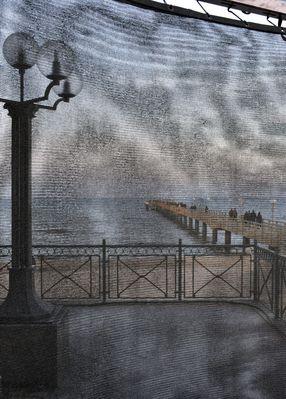Vorhang auf!!! Seebrücke in Kühlungsborn