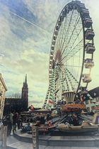 Vorletzter Tag der Herbstmesse 2013