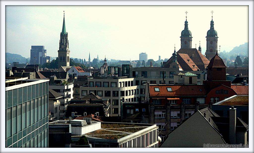 """""""Vormittag """"St.Gallen/CH"""