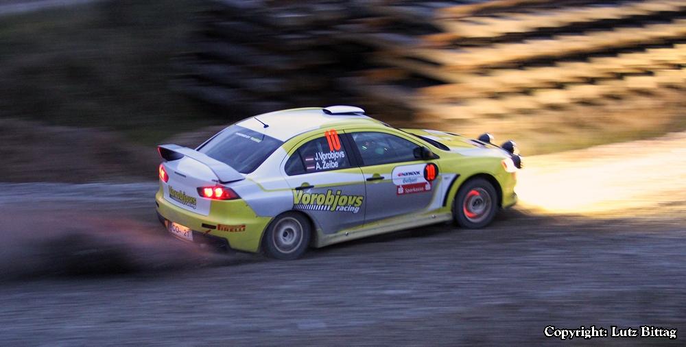 Vorobjovs racing