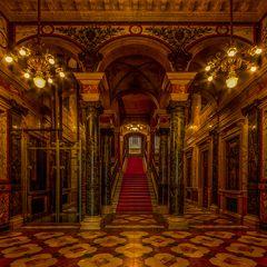 Vorraum und Vestibül vom Palais Equitable
